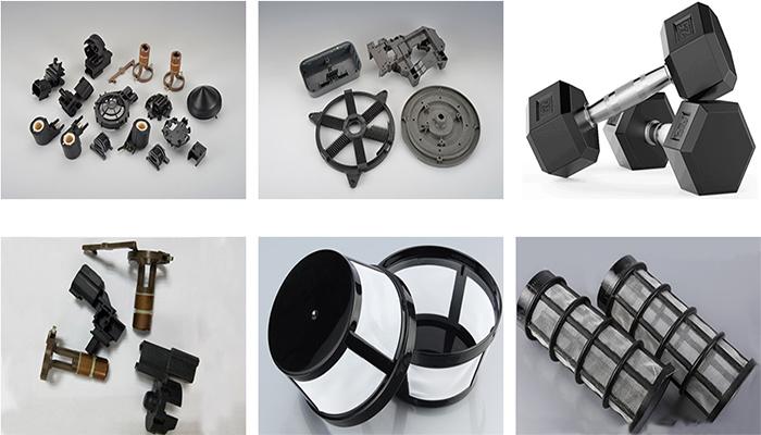 立式圓盤注塑機產品